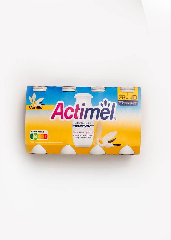 Danone Actimel Drink Vanilla