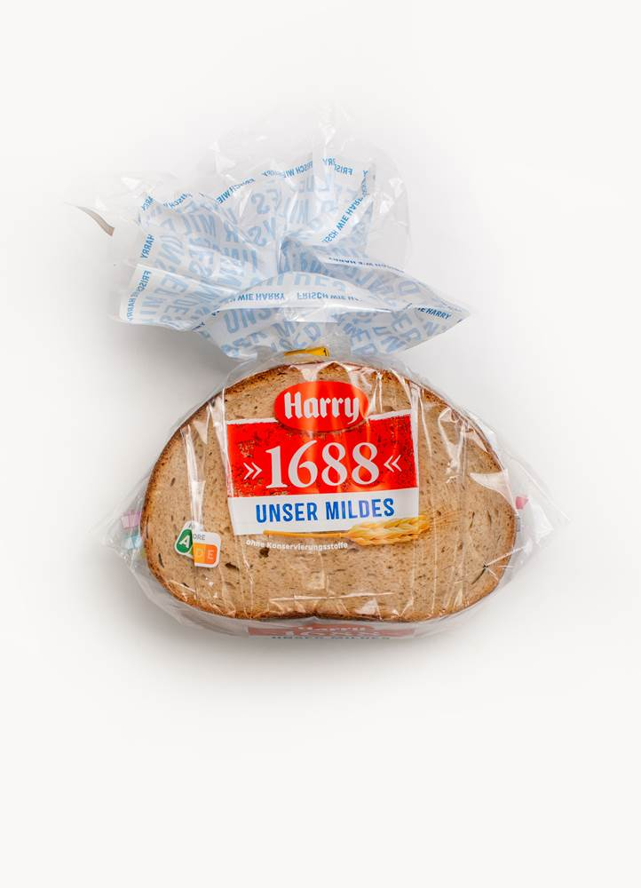Harry Brot 1688 Unser Mildes