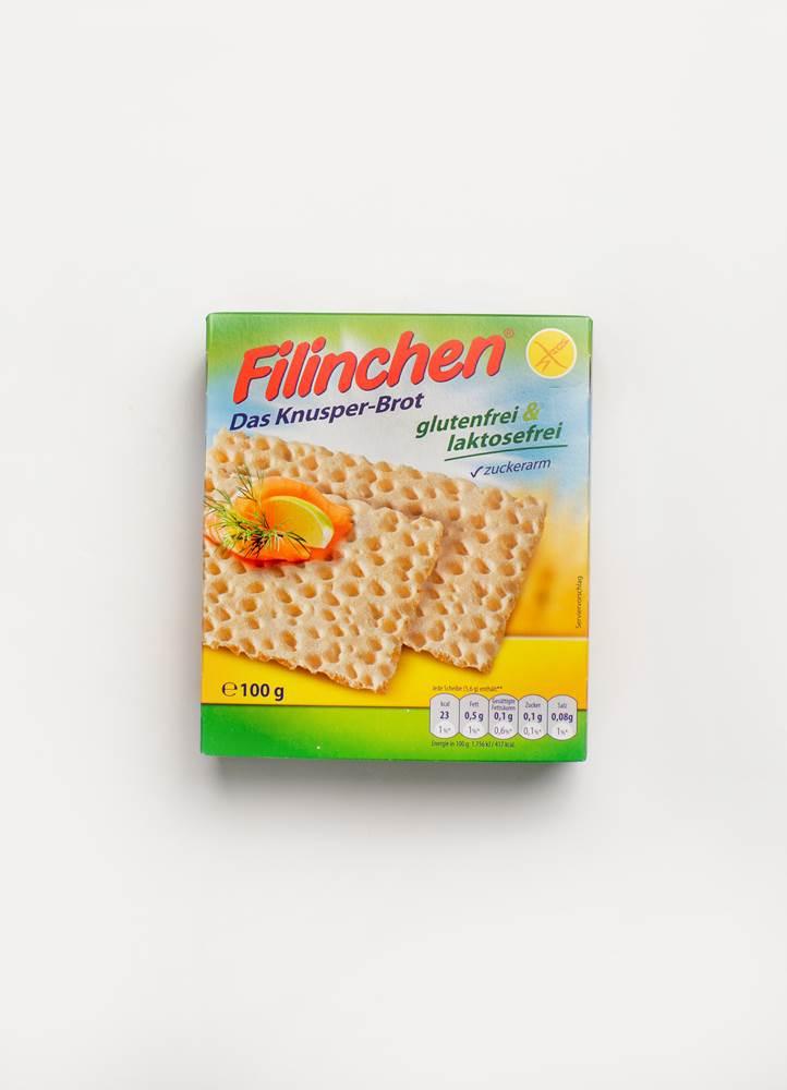 Filinchen Knusper-Brot Glutenfrei