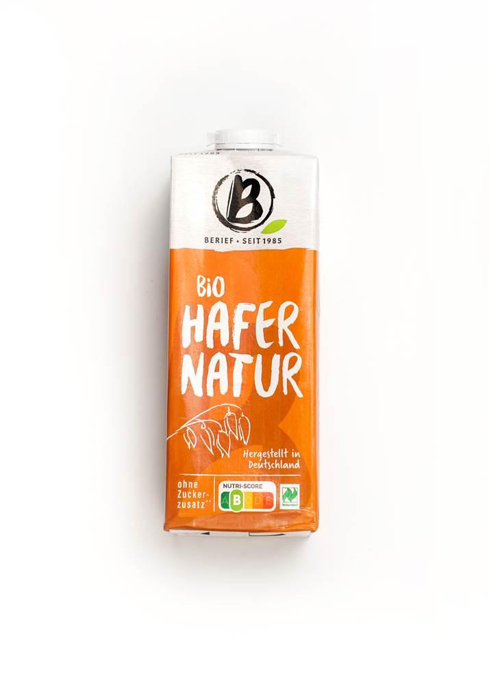Berief Bio Hafer Drink Natur