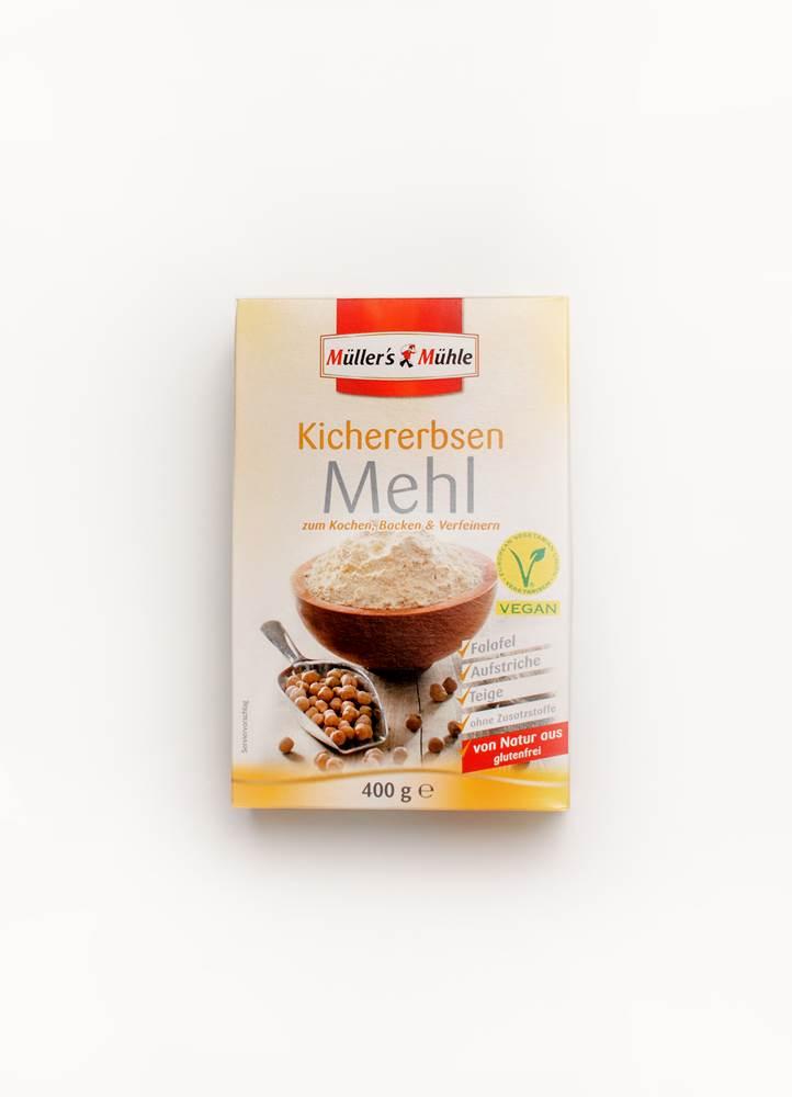 Müller's Mühle Kichererbsen Mehl