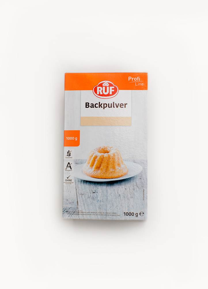 Buy RUF Backpulver  in Berlin with delivery