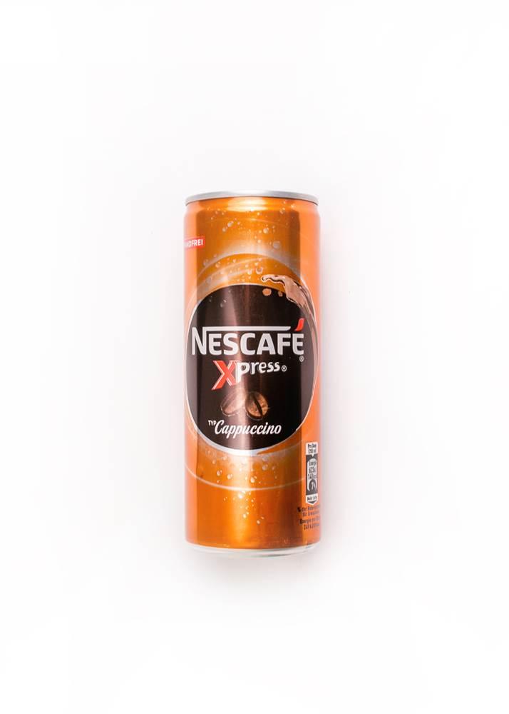 Nescafe Xpress Cappuccino DS