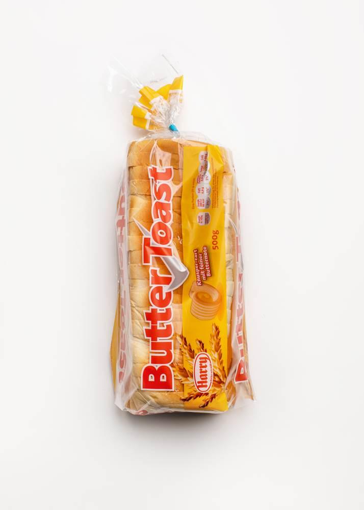 Harry Brot Buttertoast