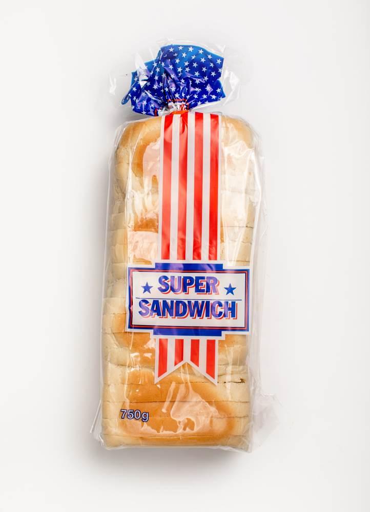 Harry Brot Super Sandwich