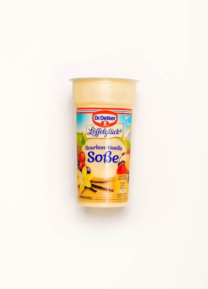 Buy Dr. Oetker Bourbon-Vanille Soße in Berlin with delivery