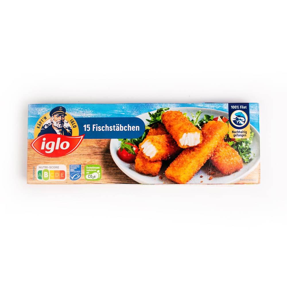Iglo Fischstäbchen 15 Stück
