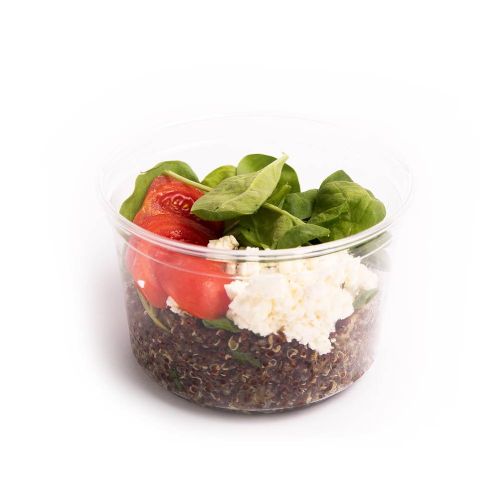 Quinoa Avocado Salat - frisch
