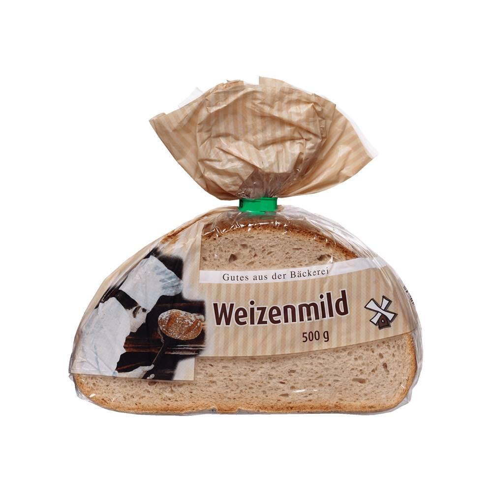 GAB Weizenmild Harrybrot