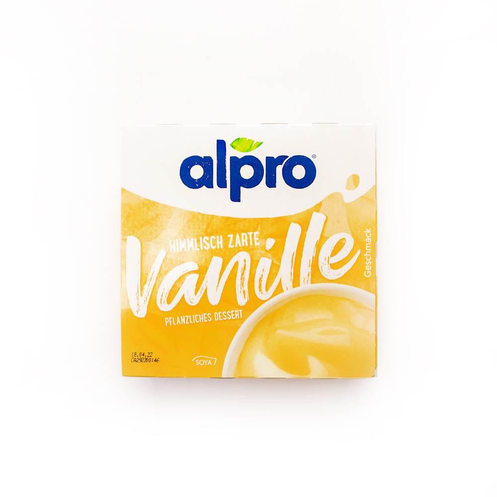 Alpro Soja-Dessert Feine Vanille vegan