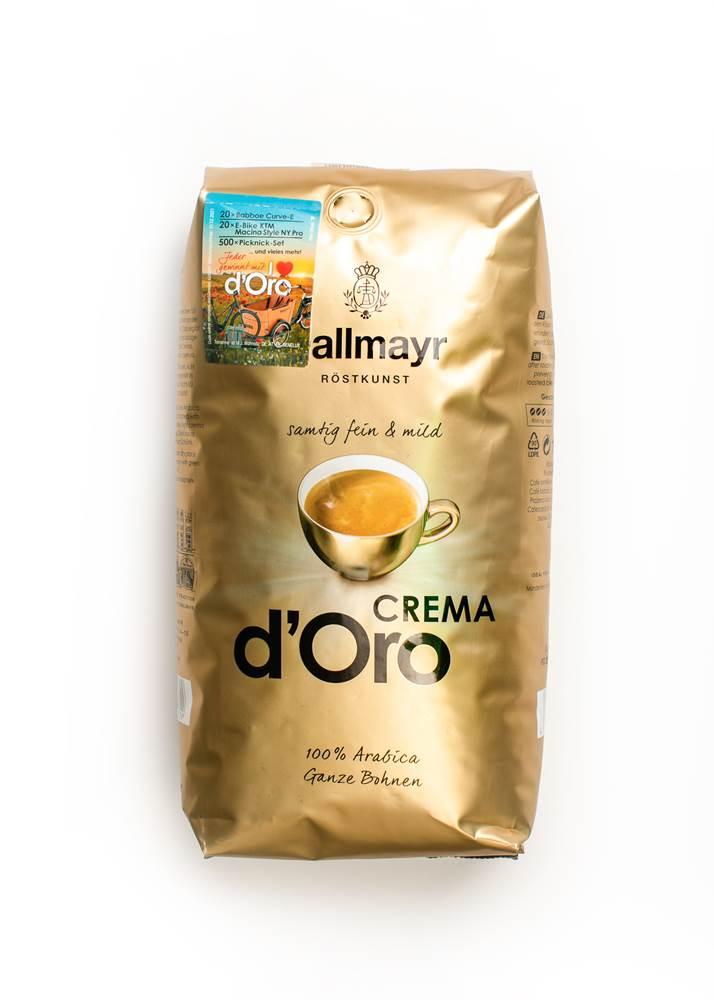 Dallmayr Crema d`Oro ganze Bohne