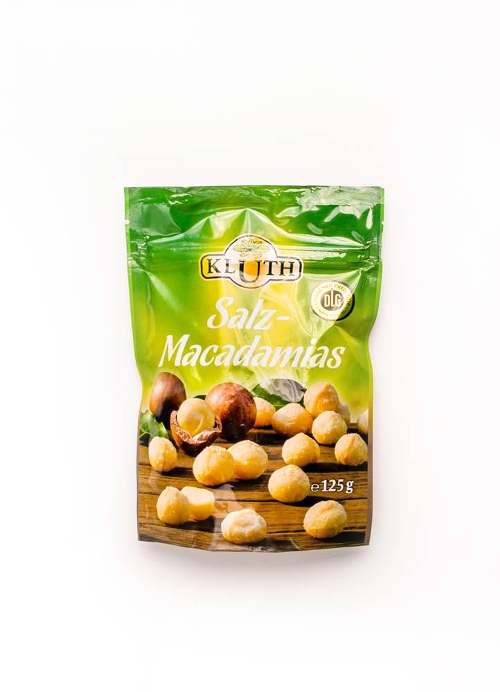 Buy Kluth Premium Macadamias - Geröstet und gesalzen in Berlin with delivery