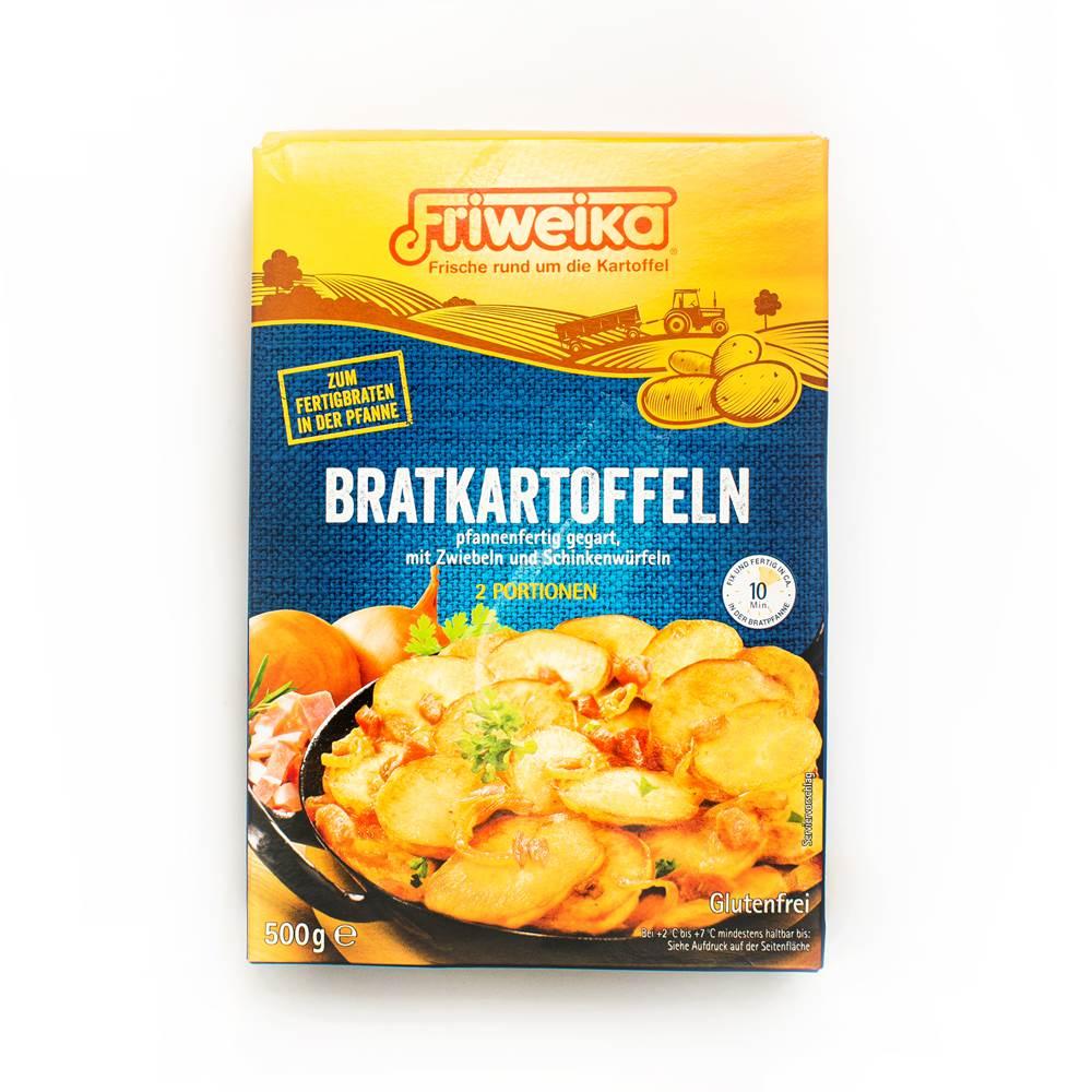 Friweika Bratkartoffeln