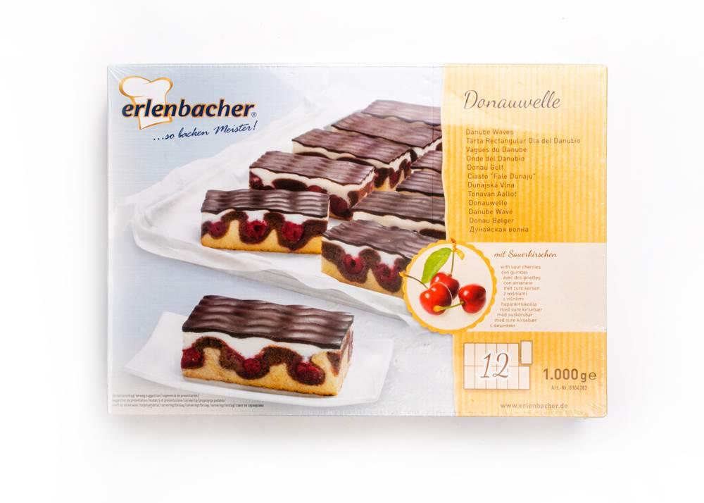 Buy Erlenbacher Donauwelle Schnitte TK in Berlin with delivery