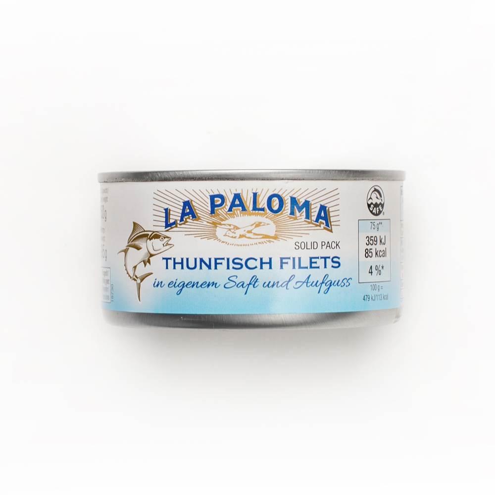La Paloma Thunfisch Filets