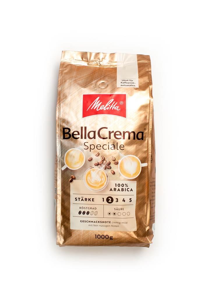 Melitta Bella Crema Café Speciale ganze Bohne