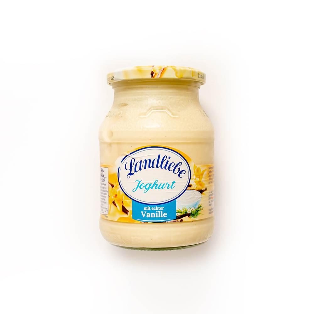 Landliebe Fruchtjoghurt mit echter Vanille