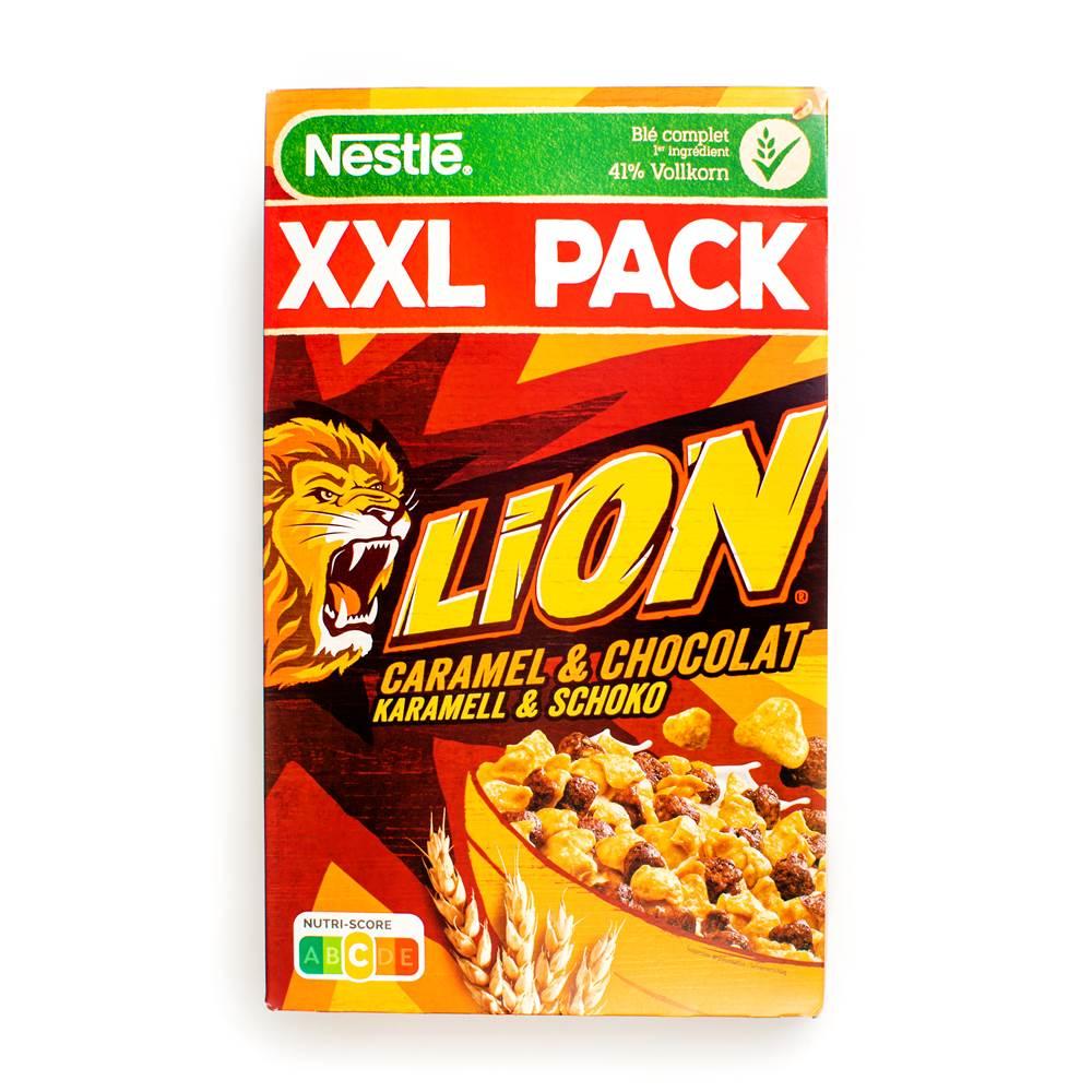 Nestle Lion Cereals