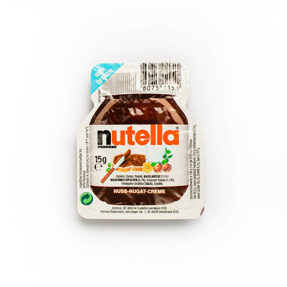 Buy Nutella Portionen in Berlin with delivery