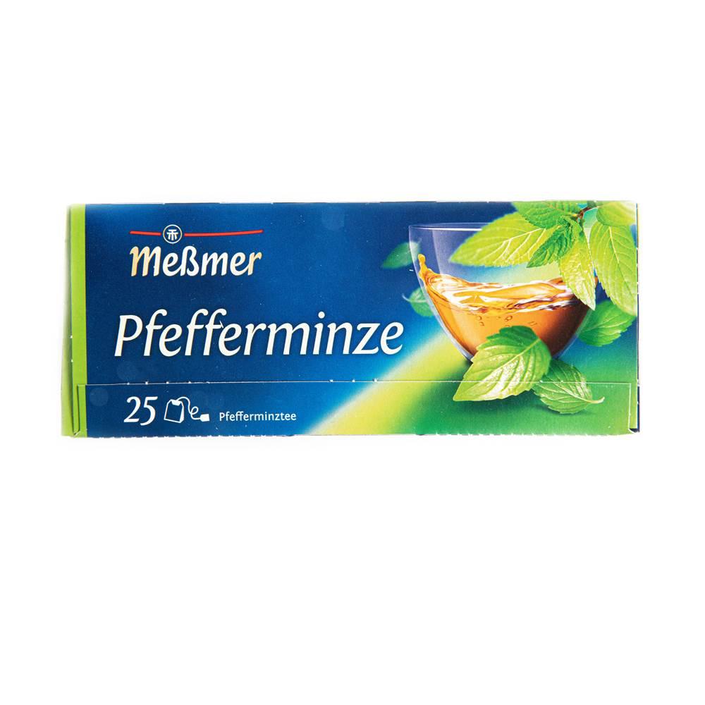 Buy Meßmer Kräuter-Tee Pfefferminze in Berlin with delivery