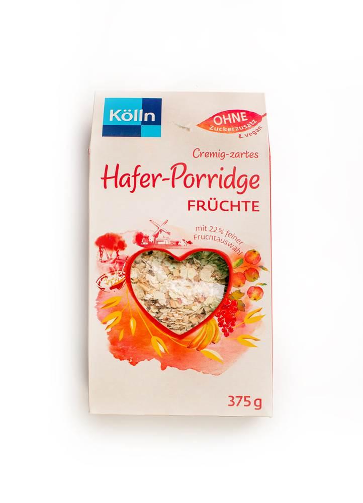 Kölln Hafer-Porridge Frucht