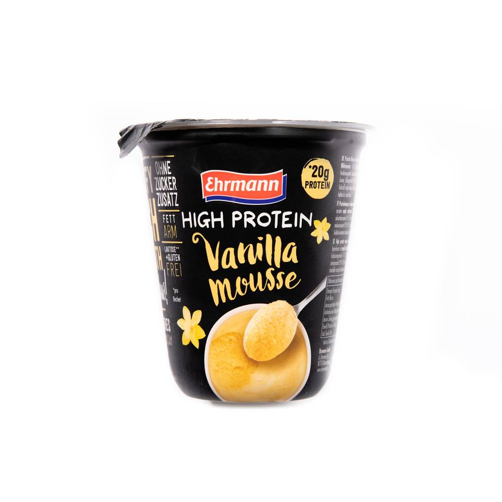 Buy Ehrmann High Protein Mousse á la Vanille in Berlin with delivery