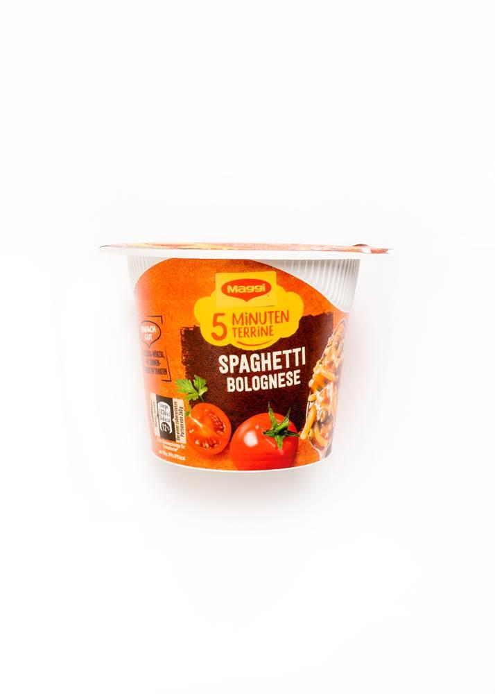 Maggi Spaghetti Bolognese 5 Minuten Terrine