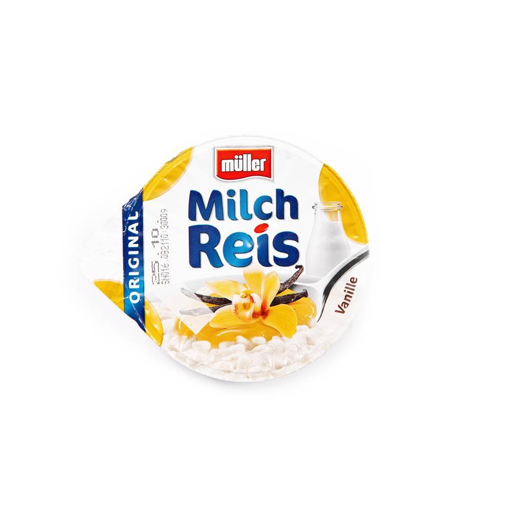 Müller Milchreis Vanilla