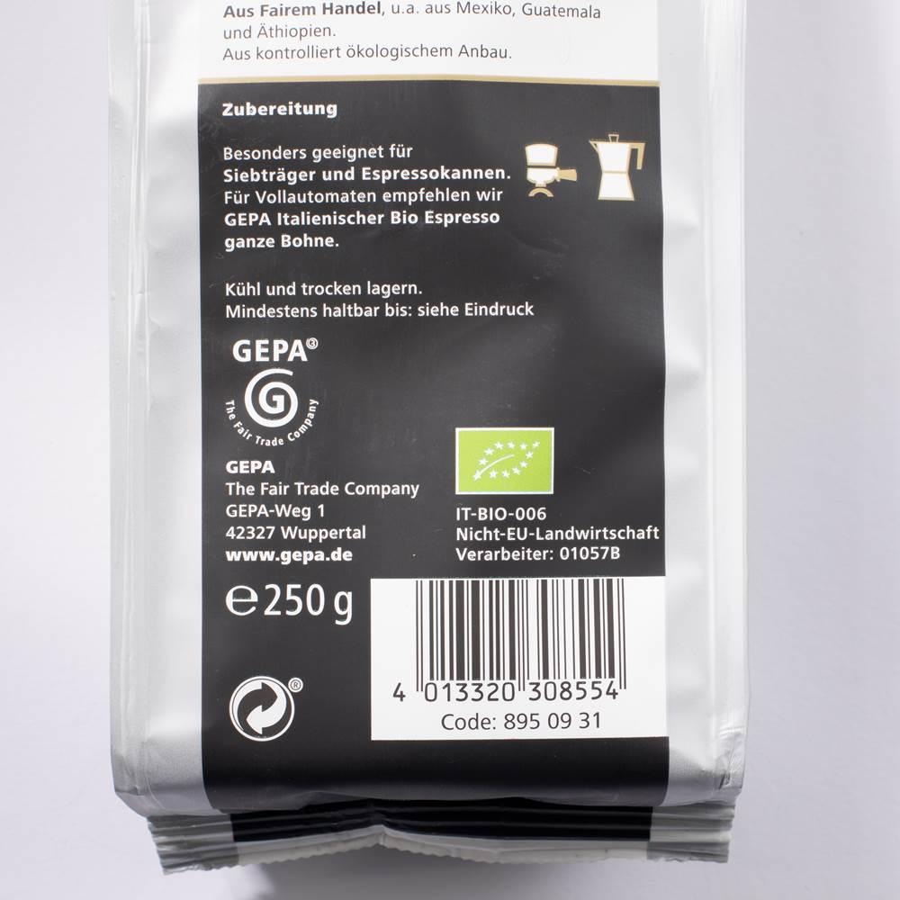 Buy Gepa Bio Espresso gemahlen in Berlin with delivery