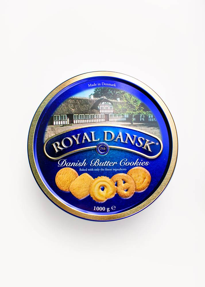 Buy Continental Bakeries Royal Dansk Danish Butter Cookies in Berlin with delivery