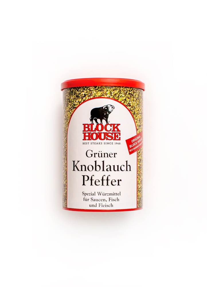 Buy Blockhaus Grüner Knoblauch Pfeffer in Berlin with delivery