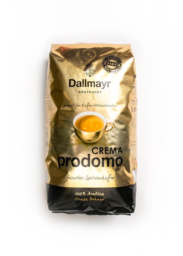 Dallmayr Prodomo Caffee Crema Ganze Bohne