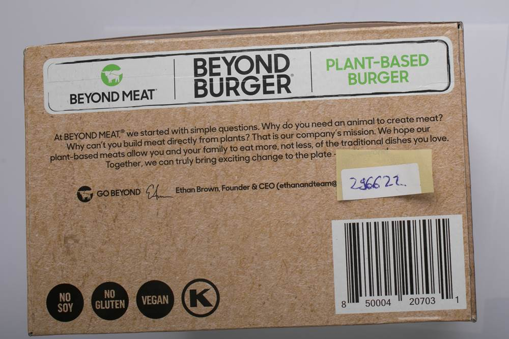 Buy Beyond Burger 10 Stück in Berlin with delivery