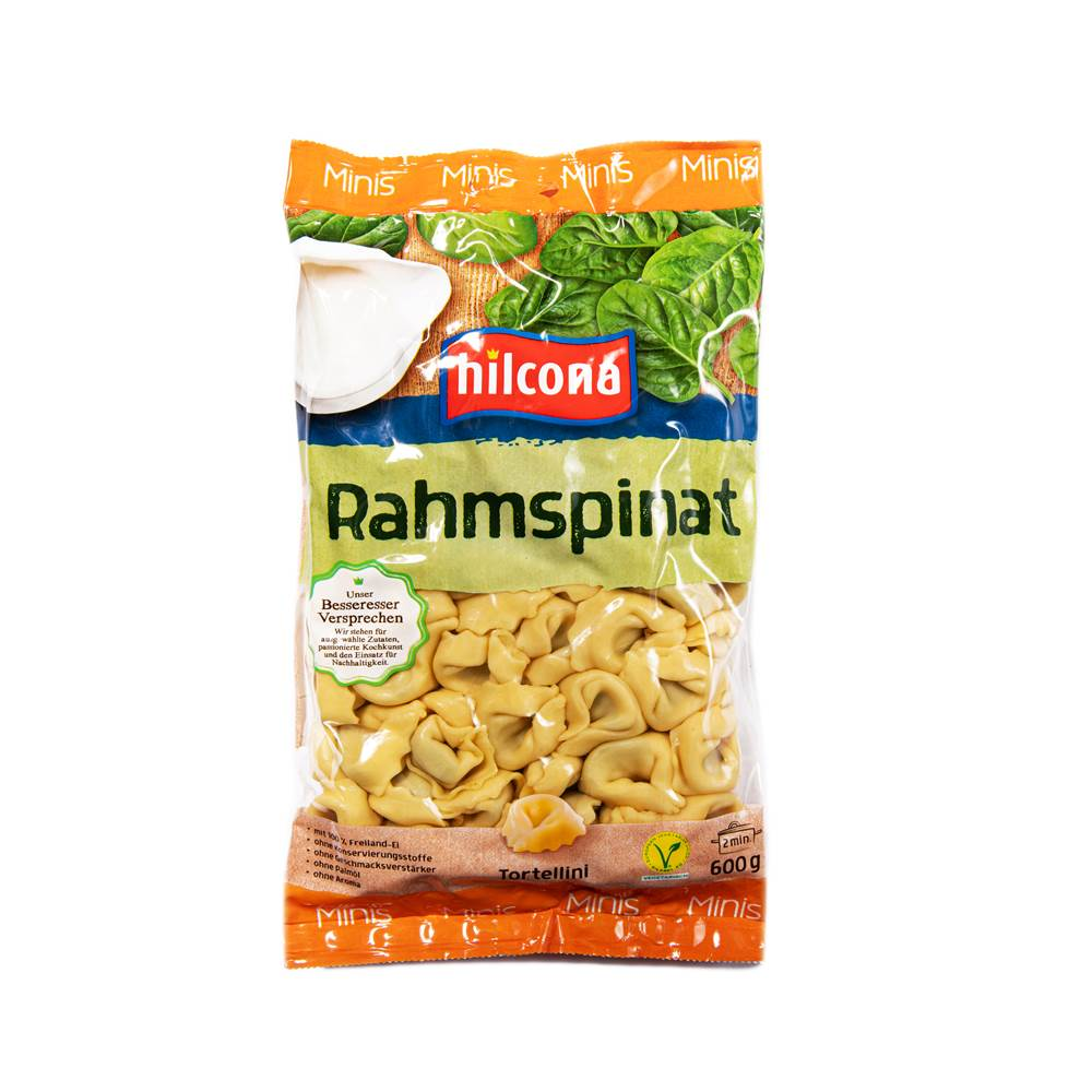 Buy Hilcona Rahmenspinat Tortellini in Berlin with delivery