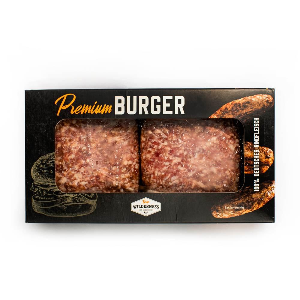 True Wilderness Dry Aged Beef Burger