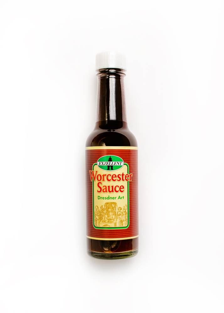 Appel Exzellent Worcester-Sauce Dresdner Art