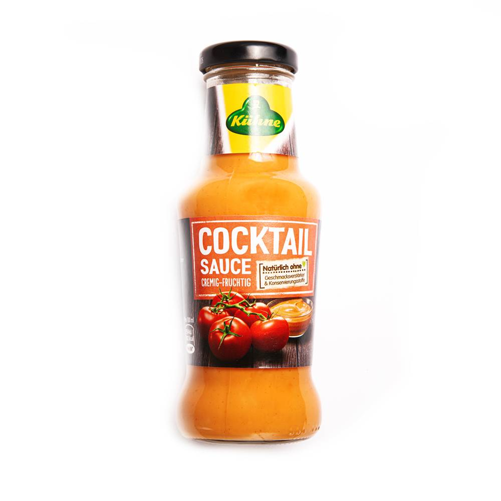 Kühne Cocktail-Sauce