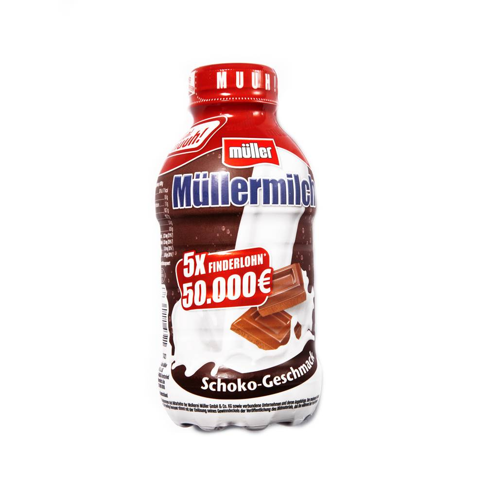 Buy Müller Müllermilch Schoko in Berlin with delivery