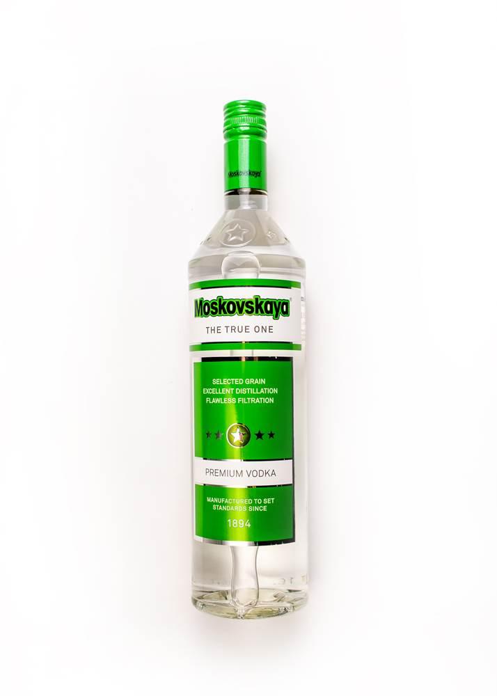 Wodka Moskovskaya 38%