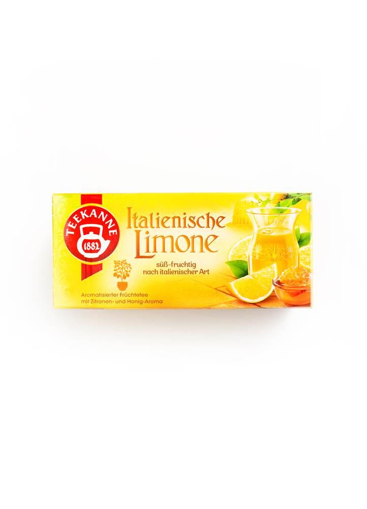 Teekanne Italienische Limone