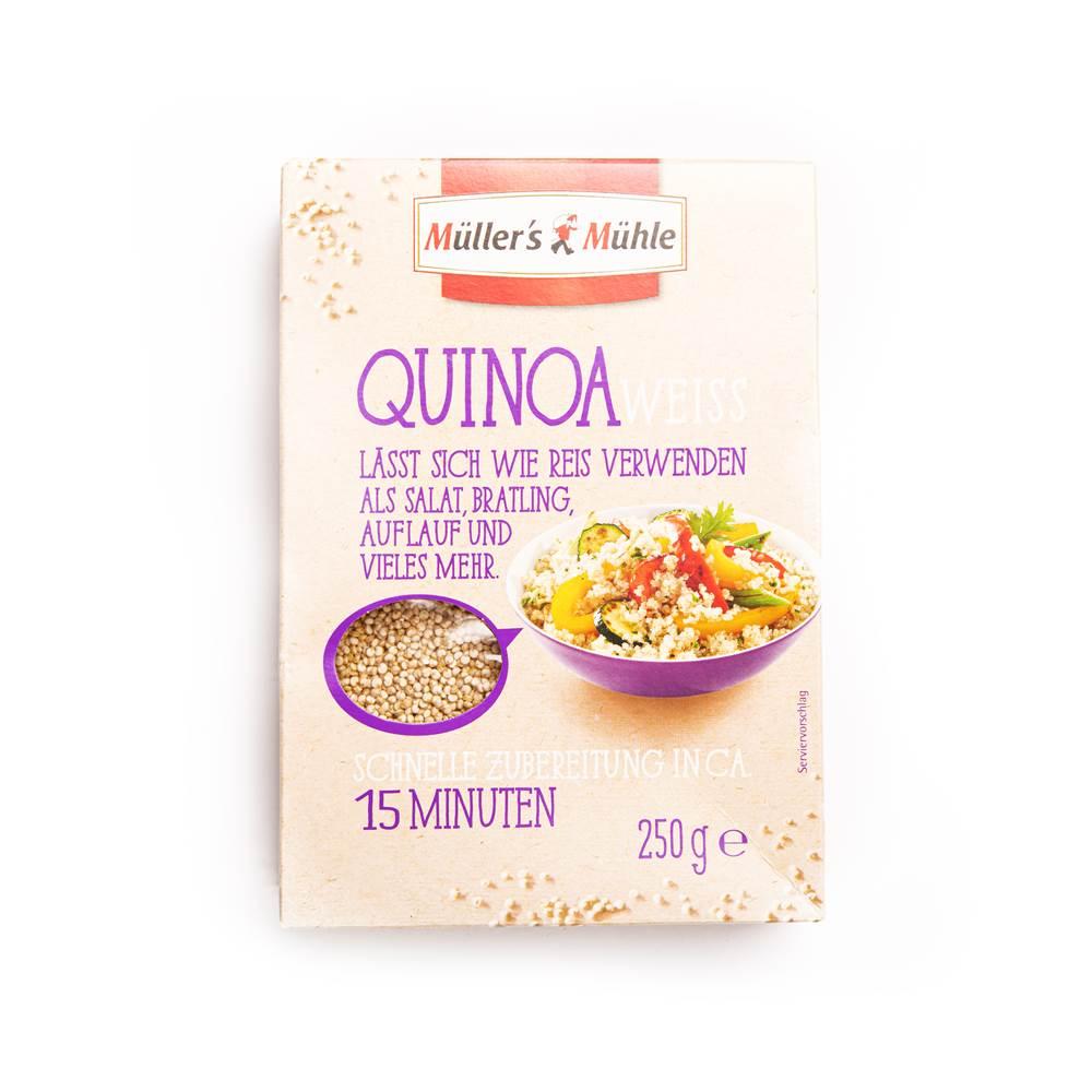 Müller's Mühle Quinoa weiss