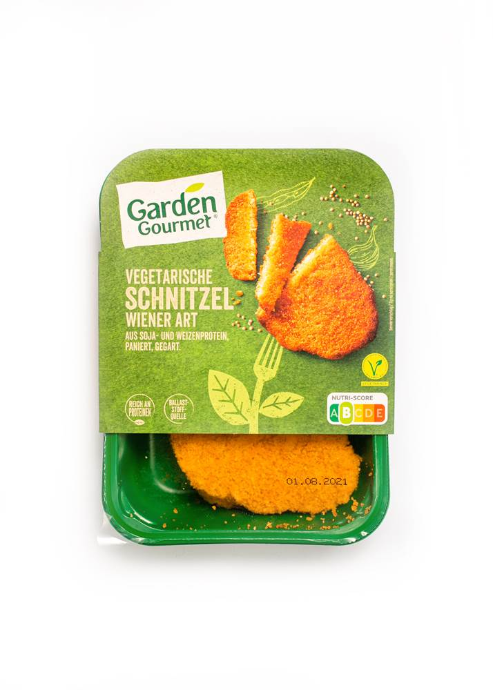 Garden Gourmet Vegetarische Wiener Schnitzel