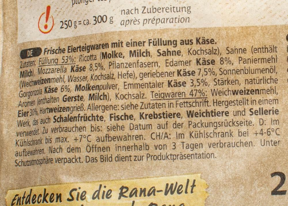 Buy Giovanni Rana Tortelloni, 4 Formaggi in Berlin with delivery