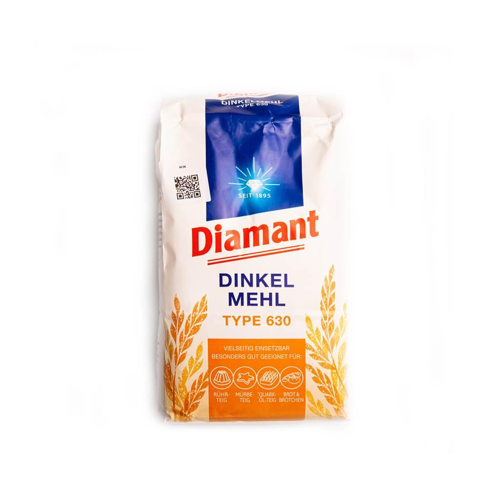 Diamant Dinkelmehl Typ 630