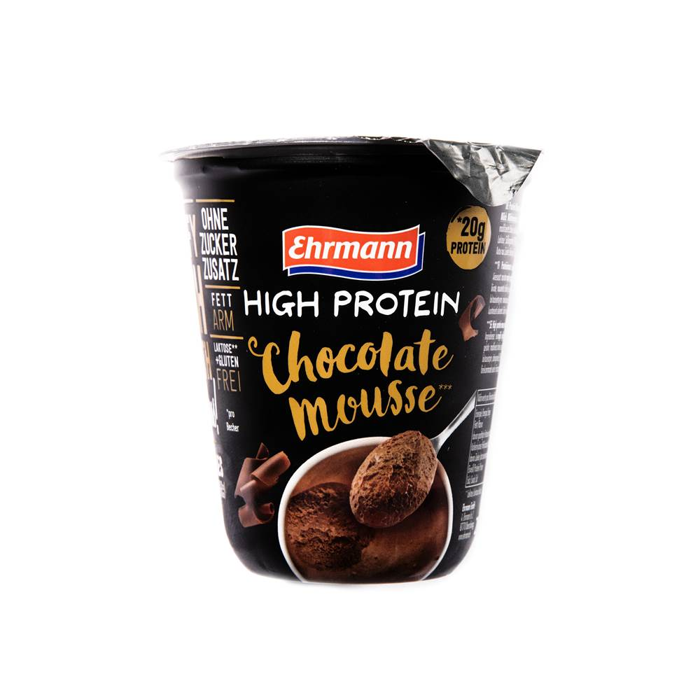Buy Ehrmann High Protein Chocolate Mousse in Berlin with delivery