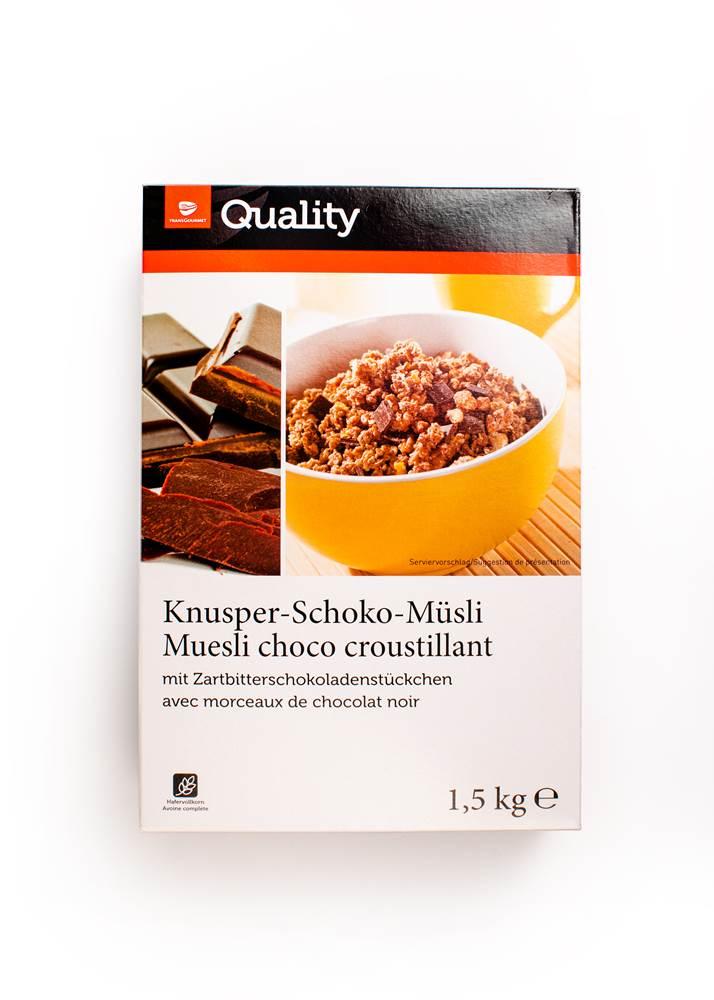 TGQ Knusper-Schoko-Müsli
