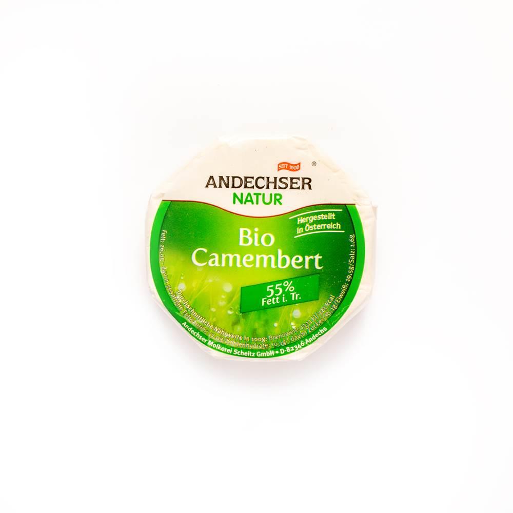 Andechser Natur Bio Camembert