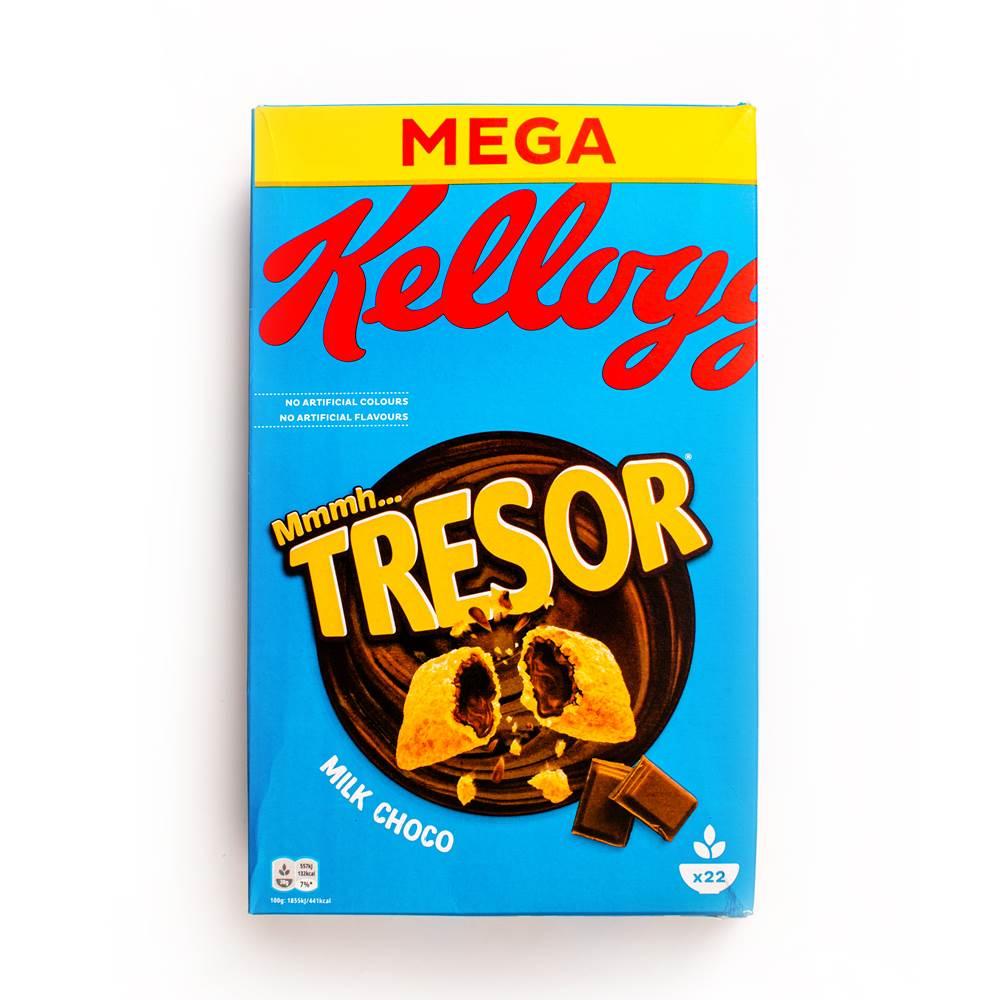 Kellogs Tresor Milk Chocolate