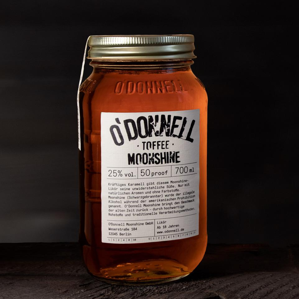 Buy O'Donnell Moonshine - Toffee in Berlin with delivery