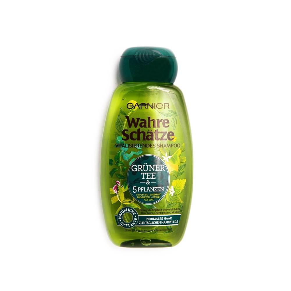 Garnier Shampoo Grüner Tee & 5 Pflanzen